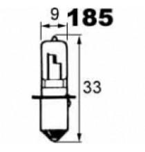 Autožárovky s kovovou paticí PX13,5s NARVA