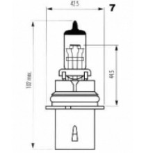 Autožárovky halogenové HB1 NARVA