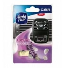 Osvěžovač vzduchu Ambi Pur Car COMFORT - strojek & náplň