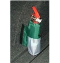 Držák na 1kg hasicí přístroj - textilní