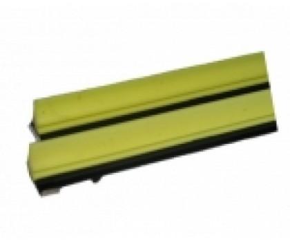 Gumičky do stěračů 610mm silikonové žluté