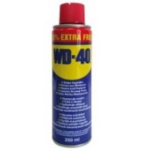 Mazivo WD-40 250ml - univerzální mazivo