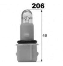 Autožárovky s plastovou paticí 106 NARVA