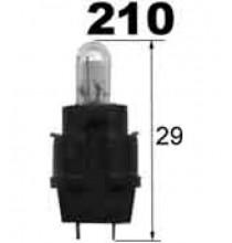 Autožárovky s plastovou paticí 022 NARVA