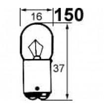 Autožárovky s kovovou paticí BA15d NARVA