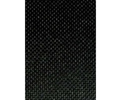 Polyester Twill černý 899