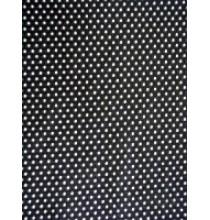 Síťovina Polyester 6 černá